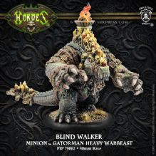 Minion Gatorman Blackhide Wrastler Blind Walker PLASTIC